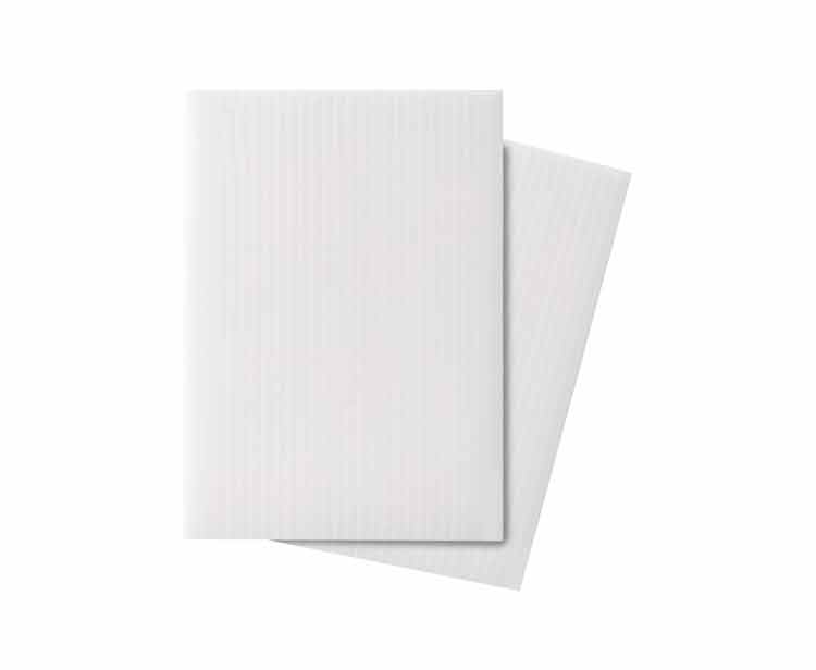 [object object] Product pp board white putih 2